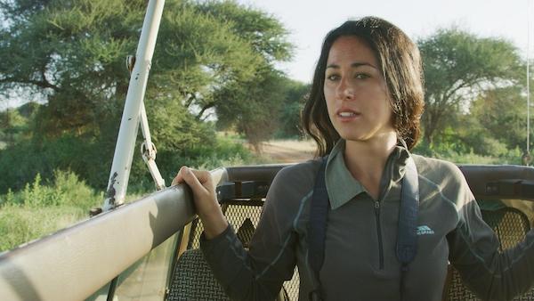 Ana Luisa Santos Wildlife Filmmaker